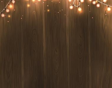 Lights on Wood