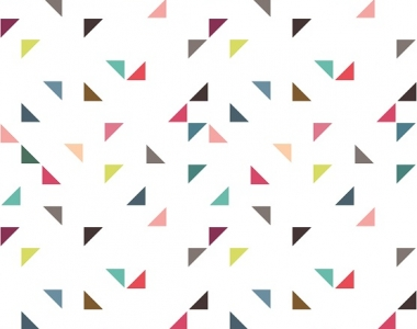 Confetti Triangles