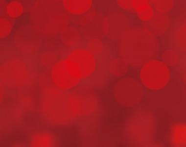 Red Bokeh